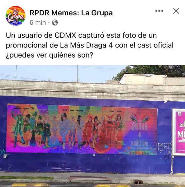 drag queens concursantes LMD4
