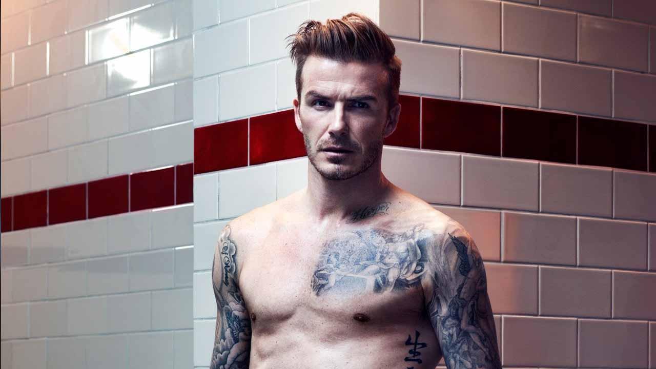 pompas David Beckham
