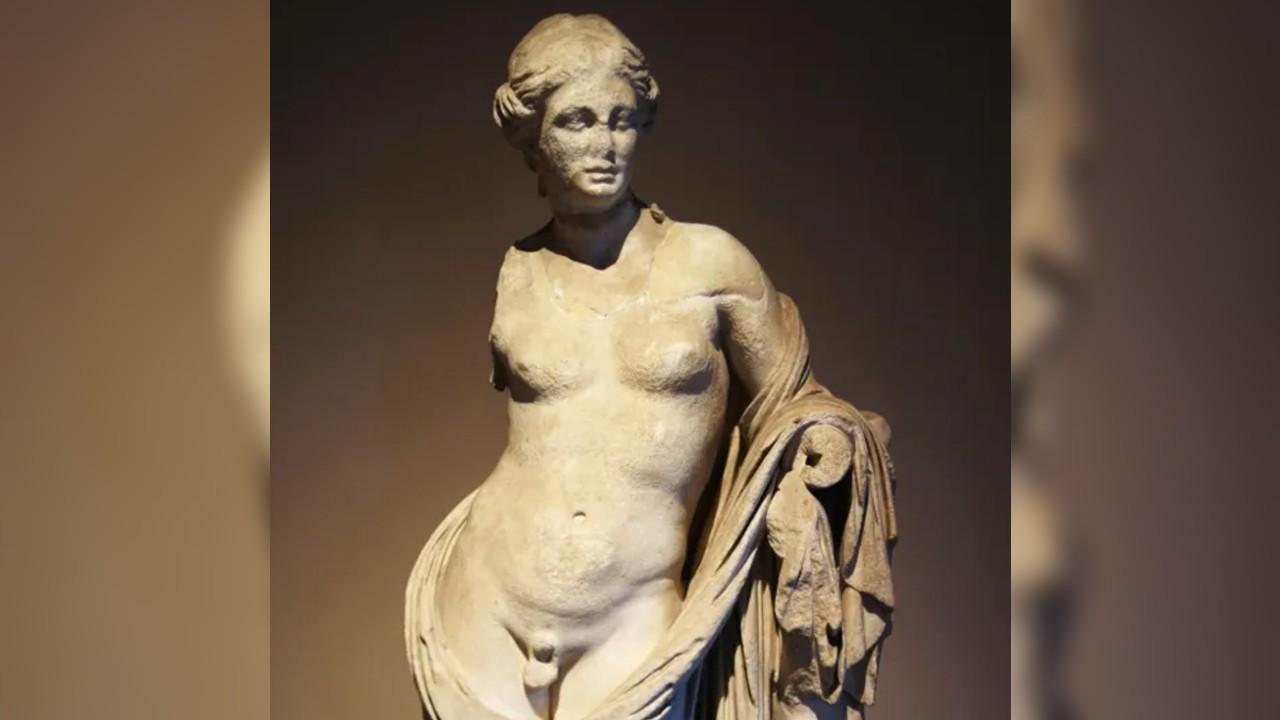 Agdistis deidad intersexual griega