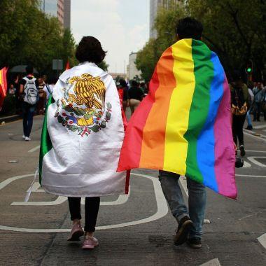 Leyes sobre derechos LGBT+ en México