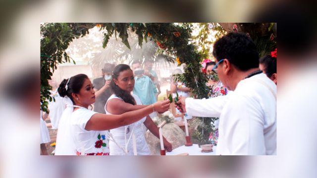 primer matrimonio igualitario comunidad maya pareja lésbica