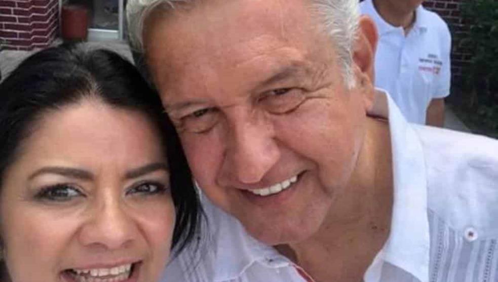 Diputada Úrsula Salazar Mojica es sobrina de AMLO