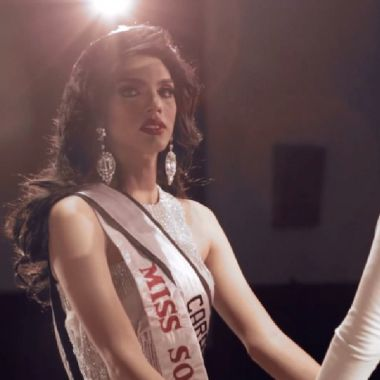 la candidata documental lgbt miss gay venezuela