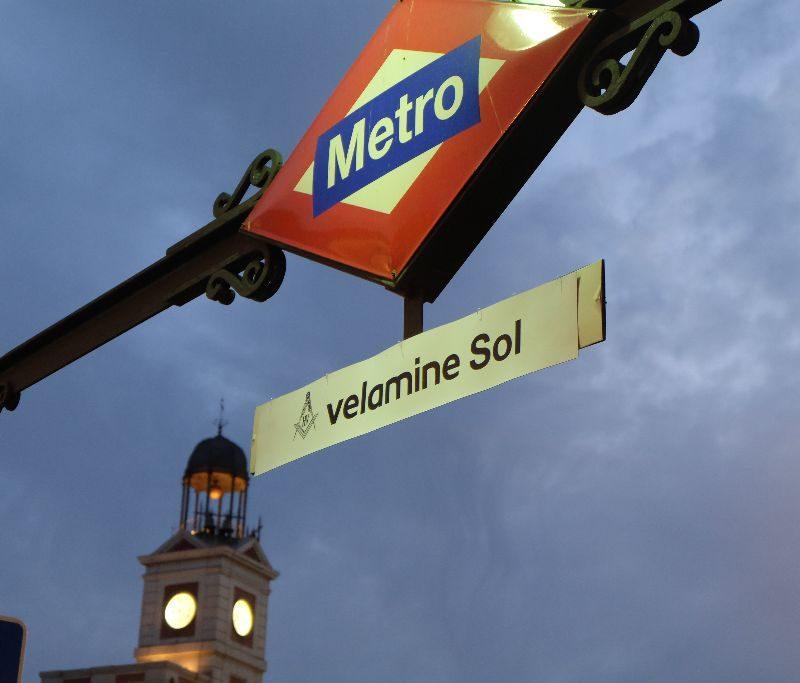 Vodafone Sol pasa a denominarse «Velamine Sol»