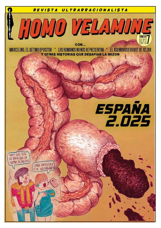 Homo Velamine 7: España 2.025