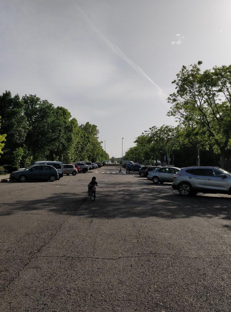 Una primavera sin coches