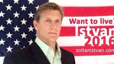 Zoltan Istvan, Transhumanista y Americano