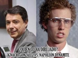 Ignacio González vs Napoleón Dynamite