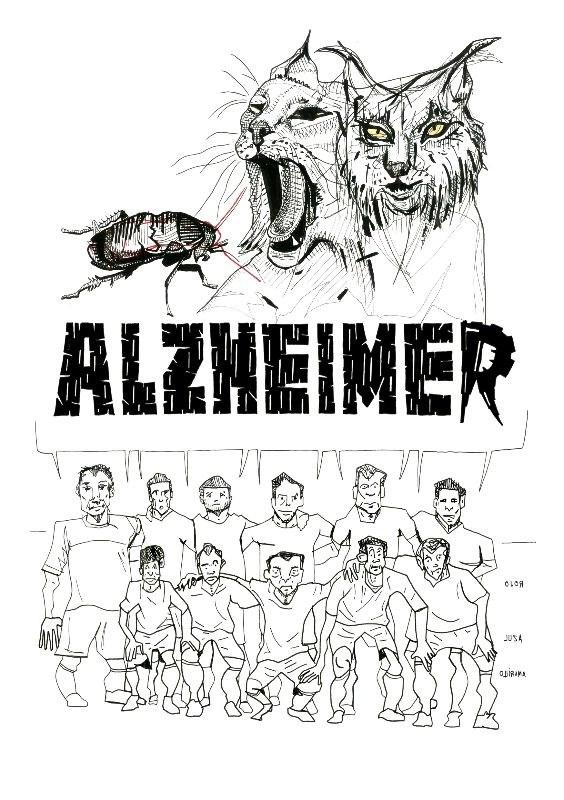 Ilustración de Javier García Herrero para Homo Velamine
