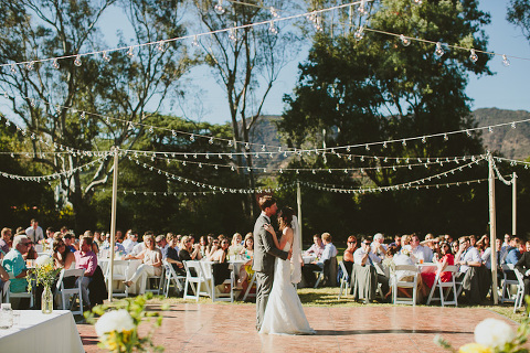 Alexa  Kevin Peter Strauss Ranch Wedding Agoura Hills CA  Hom Photography  Brother and