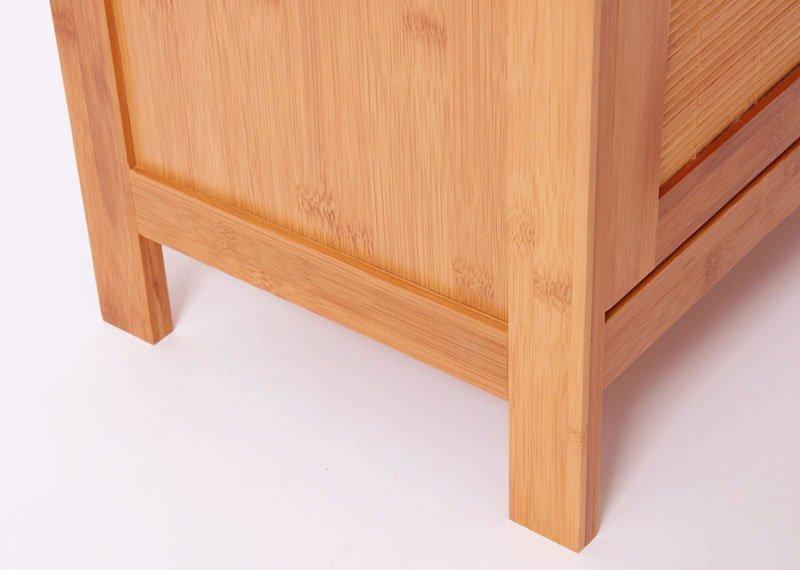 Armario de Bao para Lavabo en Bamb  mueble de bao
