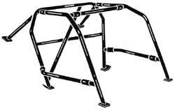 FS: AutoPower Bolt-in Roll Cage EG