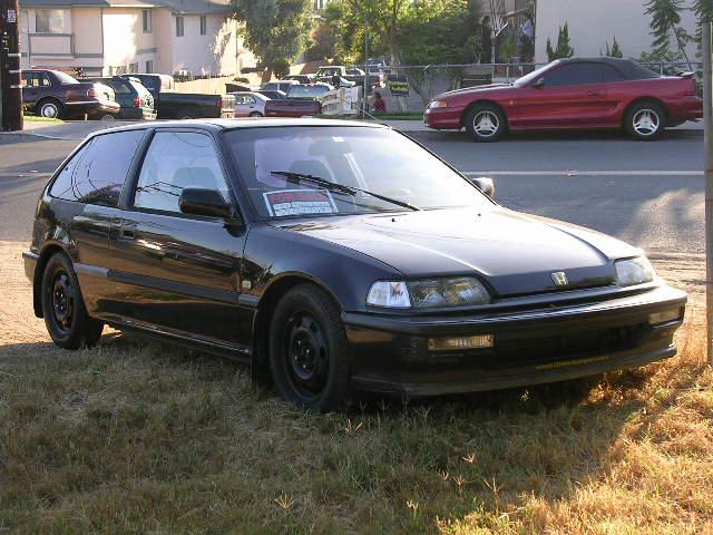 fuel filter 1991 honda civic si hatchback