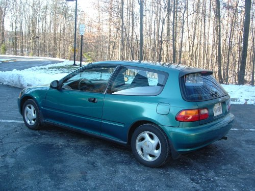 small resolution of 1995 honda civic hatchback for sale northern virginia 95 dscf0164