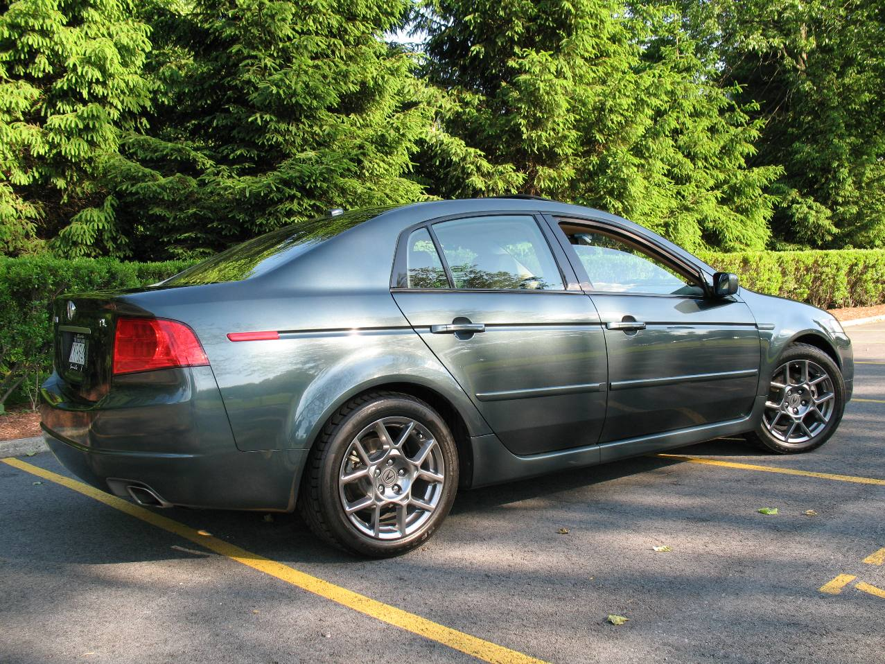 hight resolution of fs 2004 tl auto type s wheels 31k miles westchester new york acura