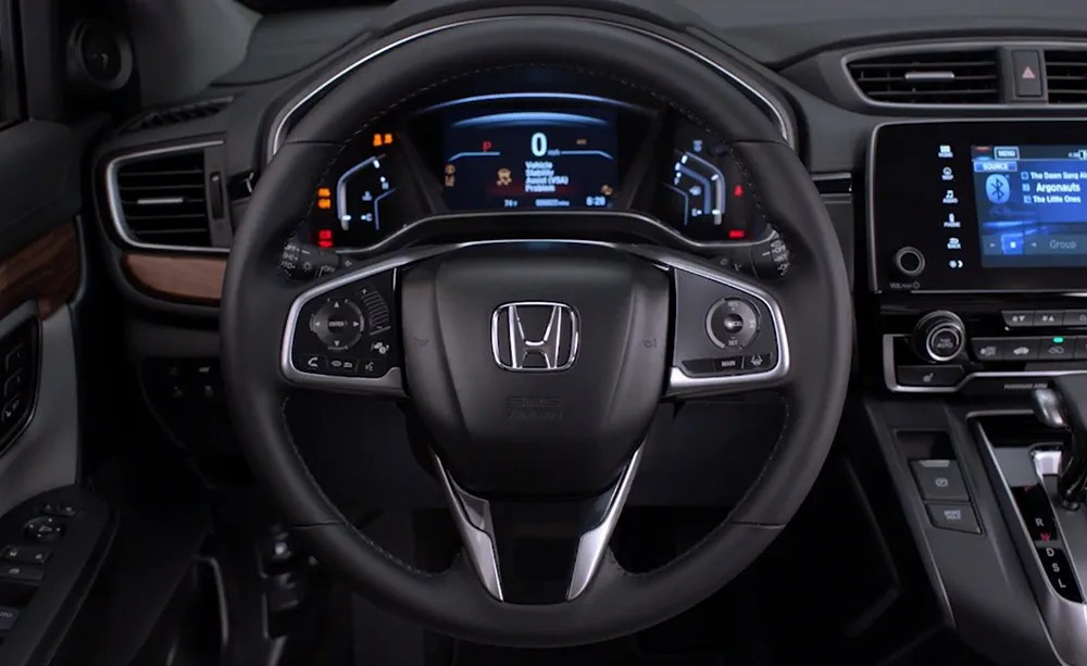 honda driver attention monitor
