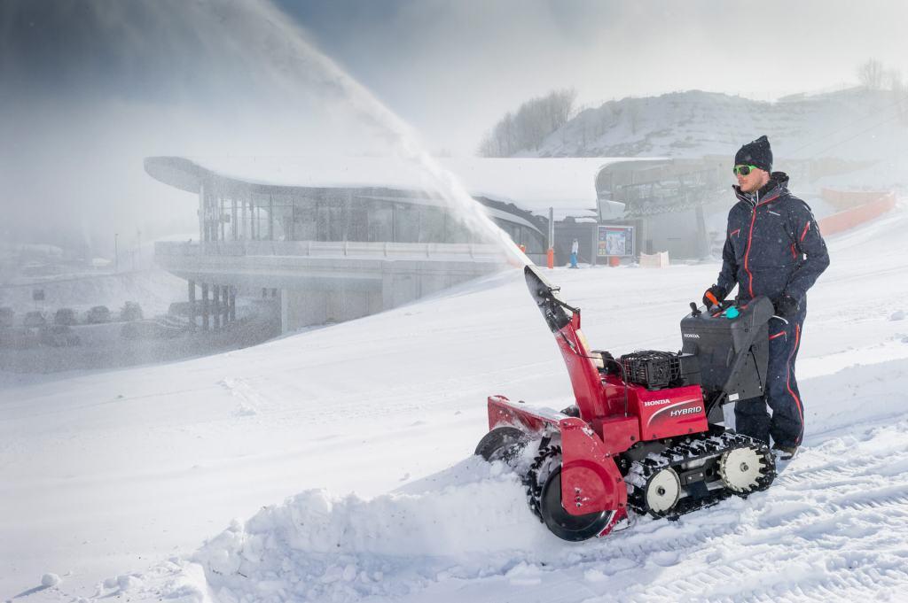 Profesionalne freze za snijeg