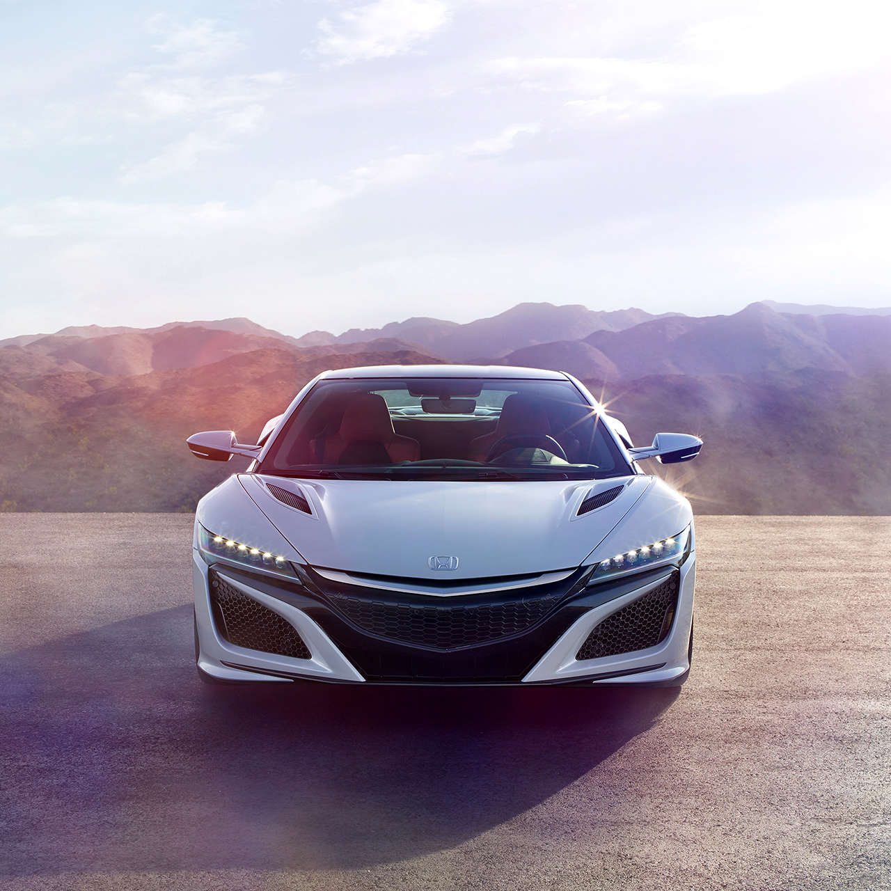 hight resolution of honda nsx