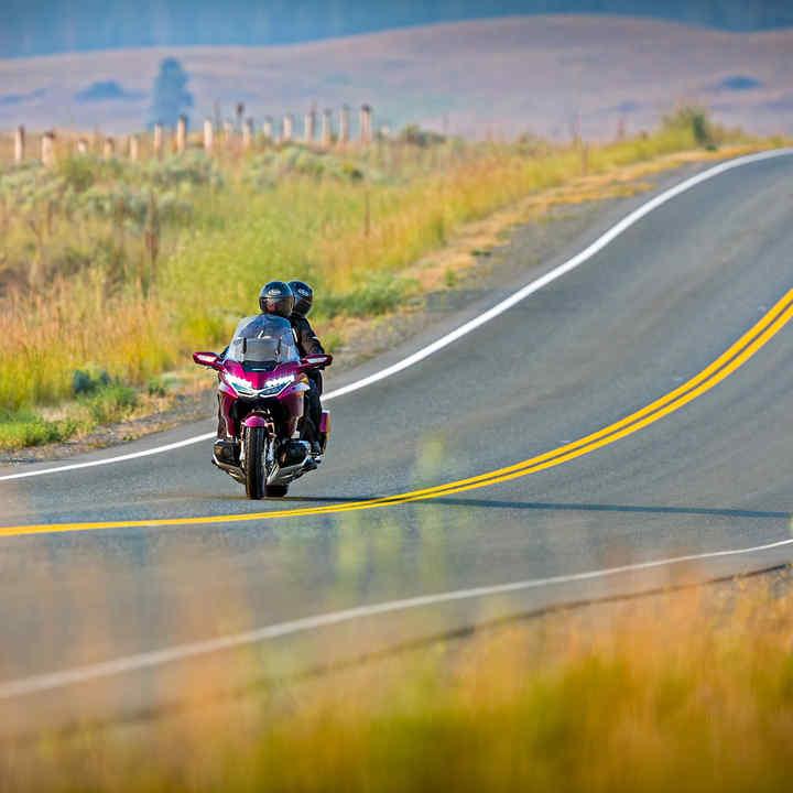 Touring Motorbikes Range Best For
