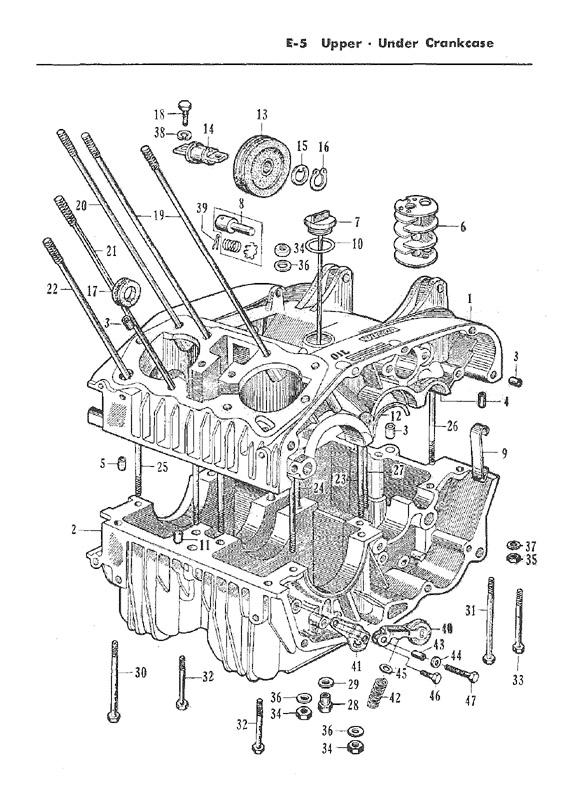 Wiring Harness For 1965 Honda Dream 305 1966 Honda Dream