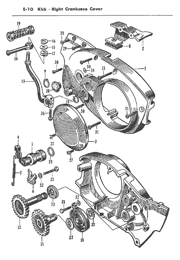 Honda 305 Engine Diagram Big Block Chevy Oil Flow Diagram