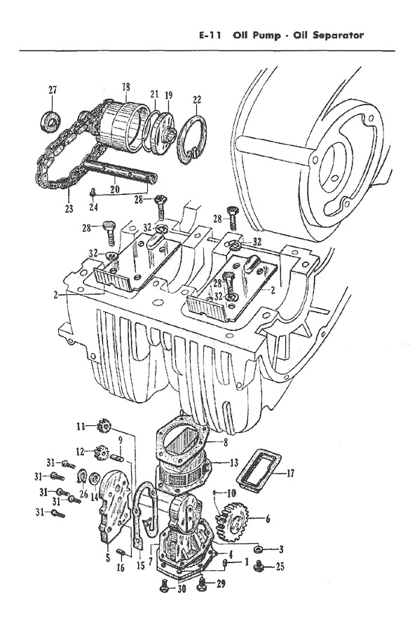 Honda cb72 parts manual
