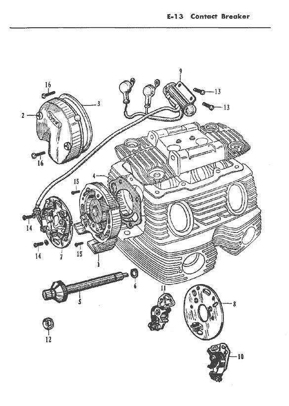 Honda Cb77 Parts Diagrams. Honda. Auto Wiring Diagram
