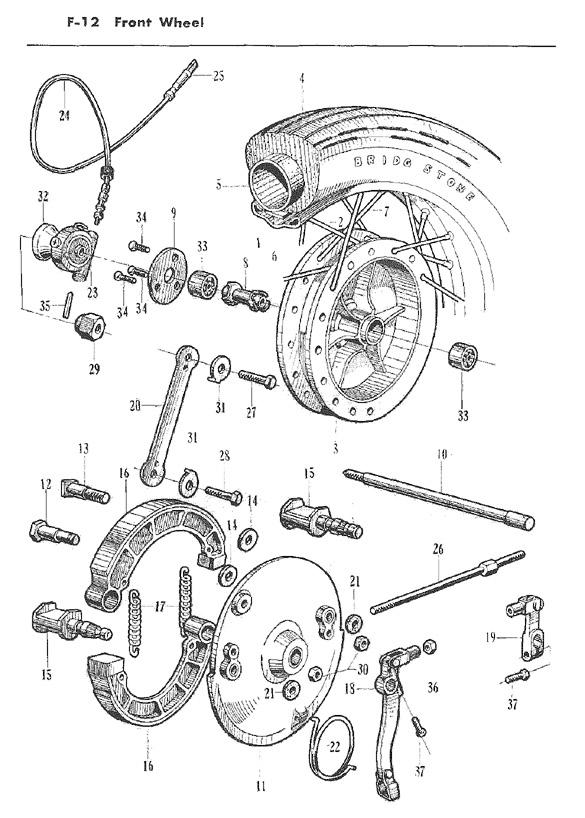 Honda Cb77 Wiring Diagram