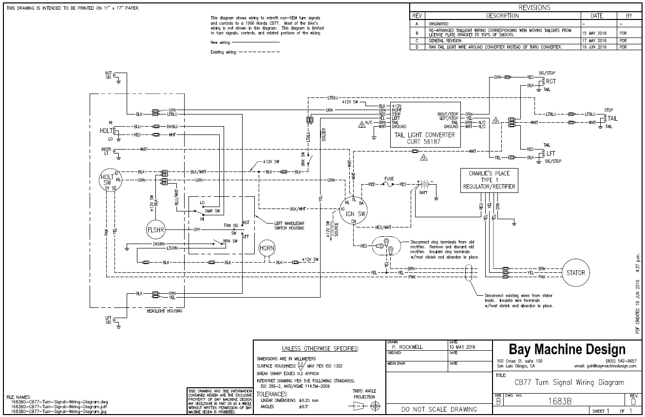 1977 honda ct70 wiring diagram home server cb77 ignition switch auto