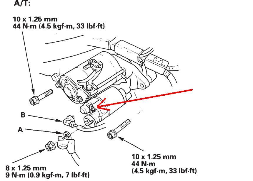 Wiring Diagram PDF: 2002 Honda Accord Lx Engine Diagram