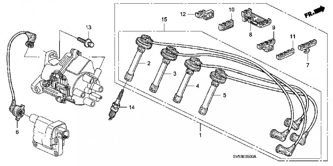 Ignition Coil Wiring Diagram Problem