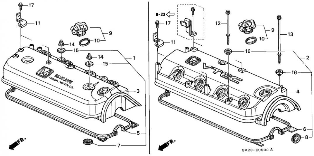 Big decision : repair oil leak in spark plug + brake line