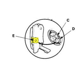 2009 Accord LX 2.4L Rear Brake Sounds & Newbie Questions