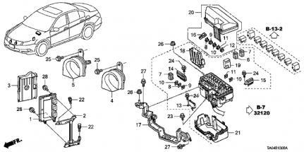 Honda Fit Fuel Pump Relay Location Honda Fit Starter