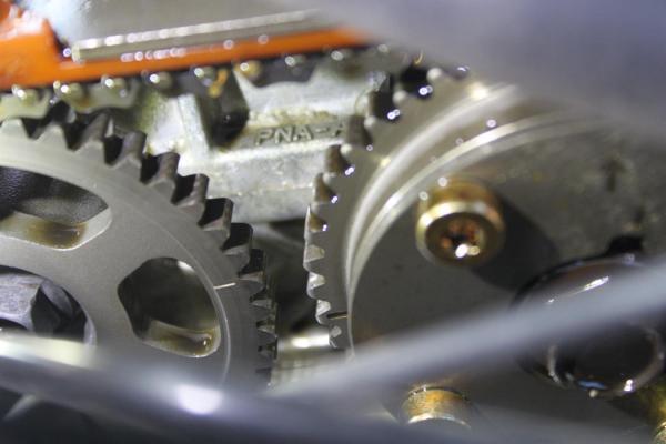 Timing Chain Stretch Check 2003 Accord - Honda