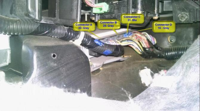 2002 accord se o2 sensor plug wiring diagram  honda