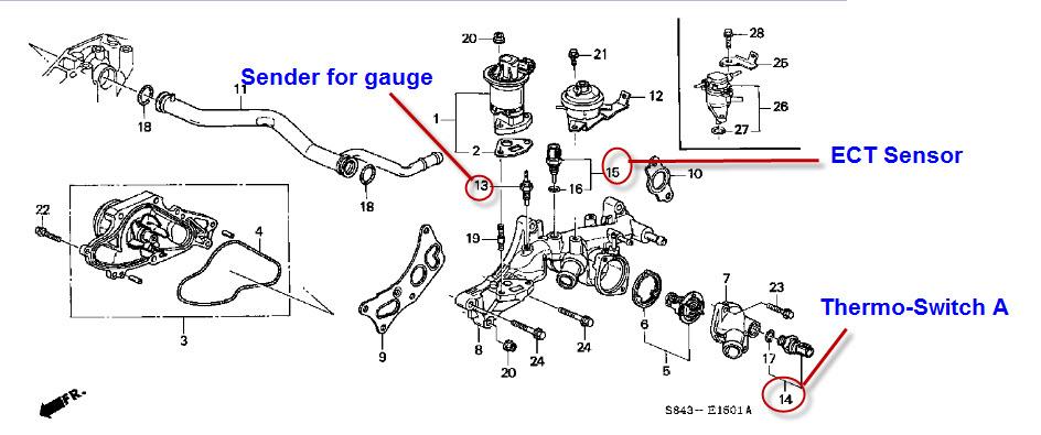 1989 Honda Prelude Vacuum Diagram. Honda. Auto Wiring Diagram
