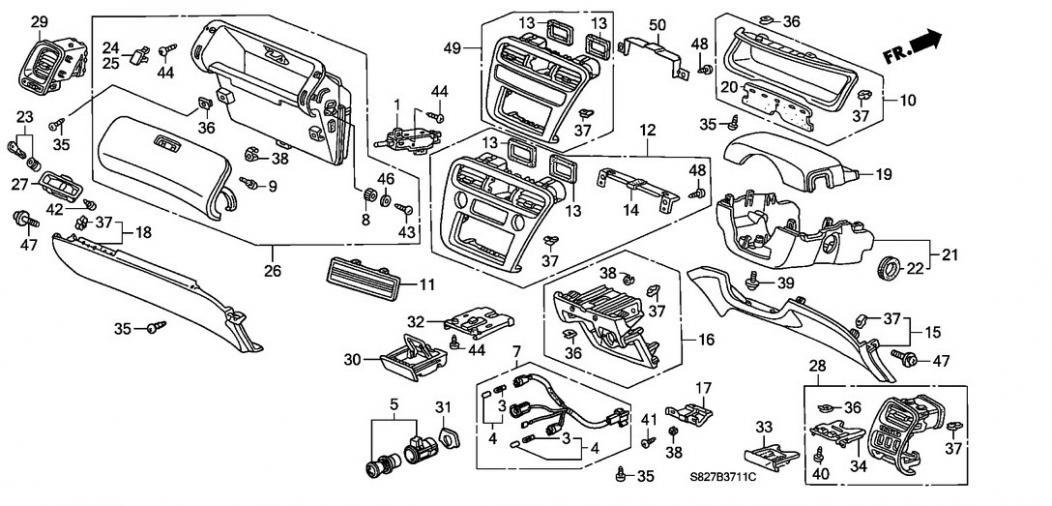 99 Honda Accord Engine Diagram / Wiring Diagram Honda