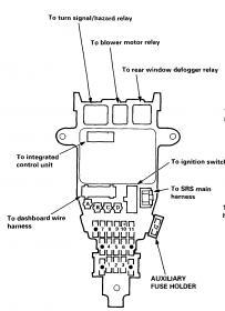 In Dash Turn Signal Switch Turn Signals Victory Hammer
