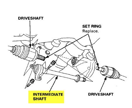 Service manual [2011 Lexus Ls Hybrid Side Cv Axle Removal