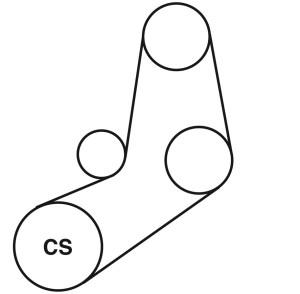 2005 Honda Accord Belt Diagram  Wiring Diagram