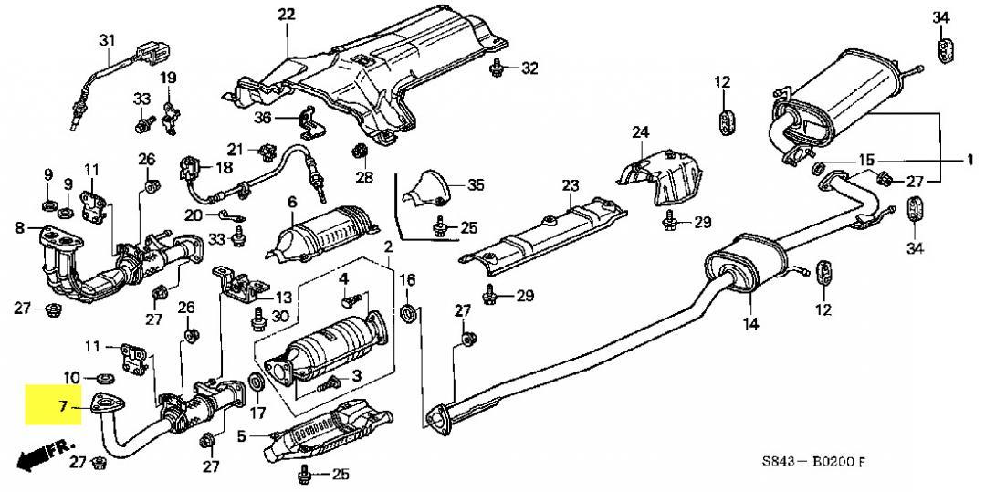 98 accord 4 cyl engine diagram auto electrical wiring diagram rh theshiva me