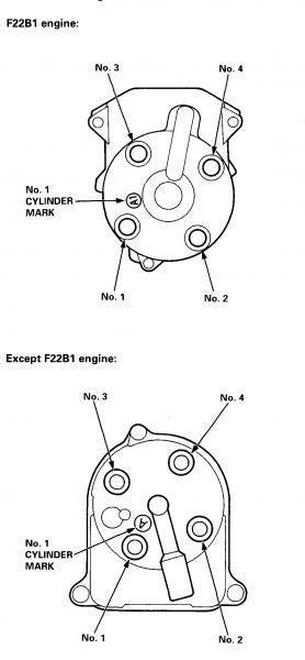 01 Honda Accord Firing Order