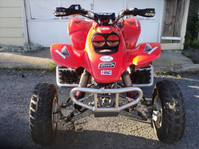 2003 400ex with tons of aftermarket  Honda ATV Forum