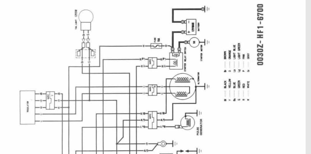 medium resolution of honda fourtrax trx200d type ii problem s honda atv forum wiring diagram for 1995 honda fourtrax