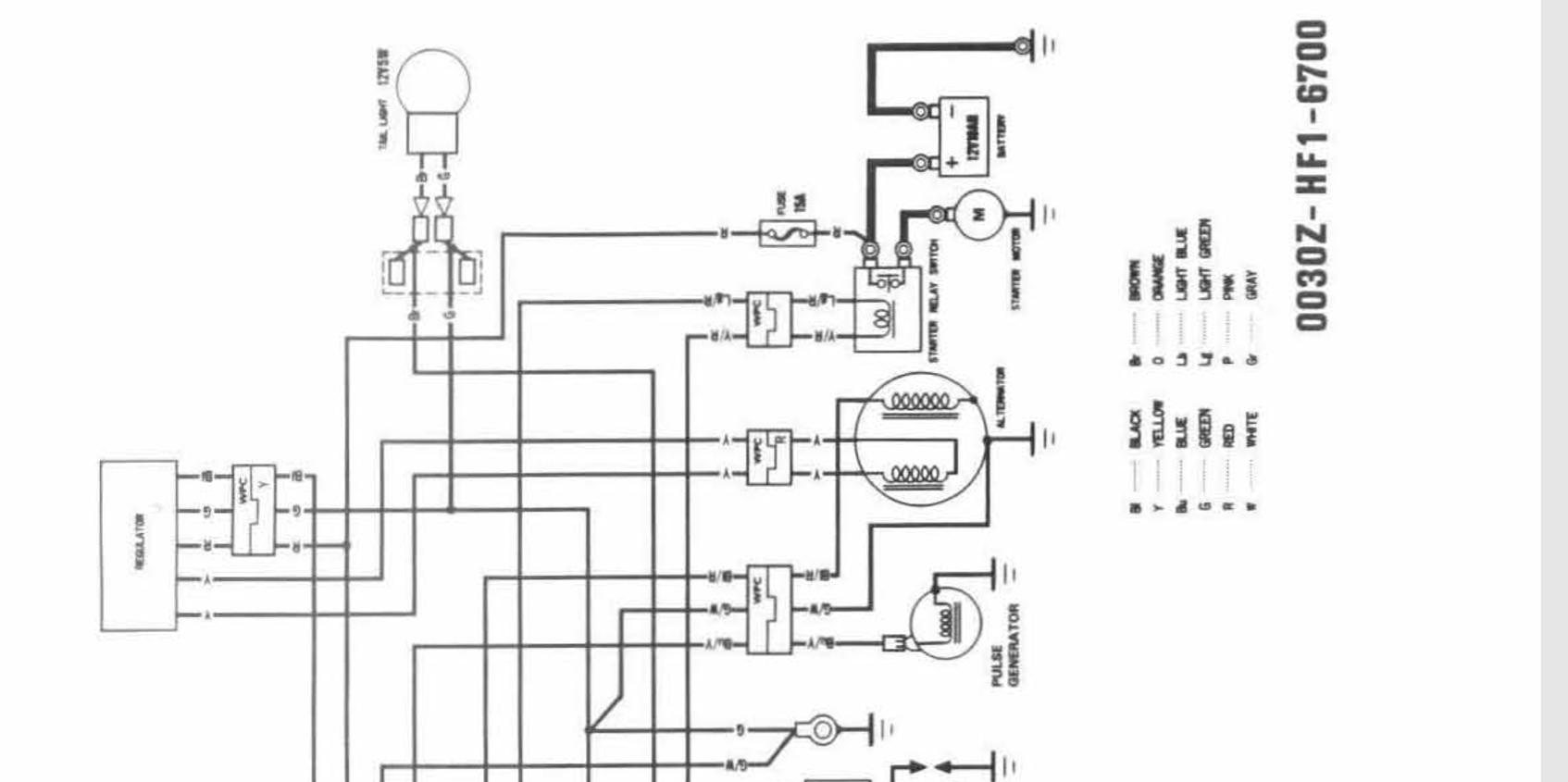 hight resolution of honda fourtrax trx200d type ii problem s honda atv forum wiring diagram for 1995 honda fourtrax