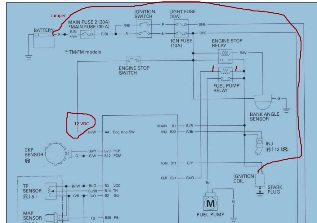 2006 Honda Trx 350 Atv Wiring Diagram Help Rancher Wont Start Any More Honda Atv Forum