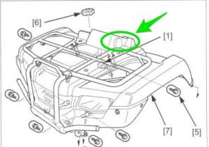12V front accessory socket install experience?  Honda ATV Forum