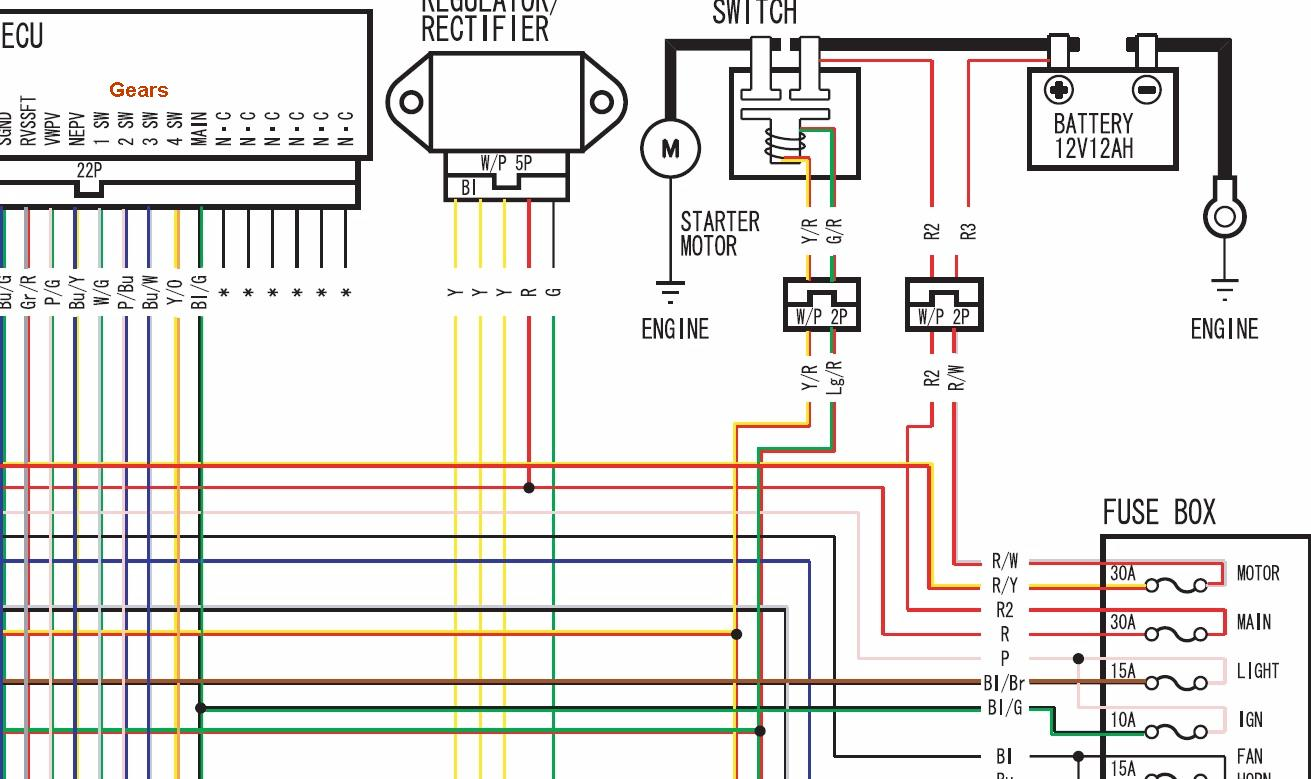 hight resolution of honda 350 rancher wiring diagram wiring diagram user honda 350 rancher wiring diagram honda 350 rancher wiring diagram