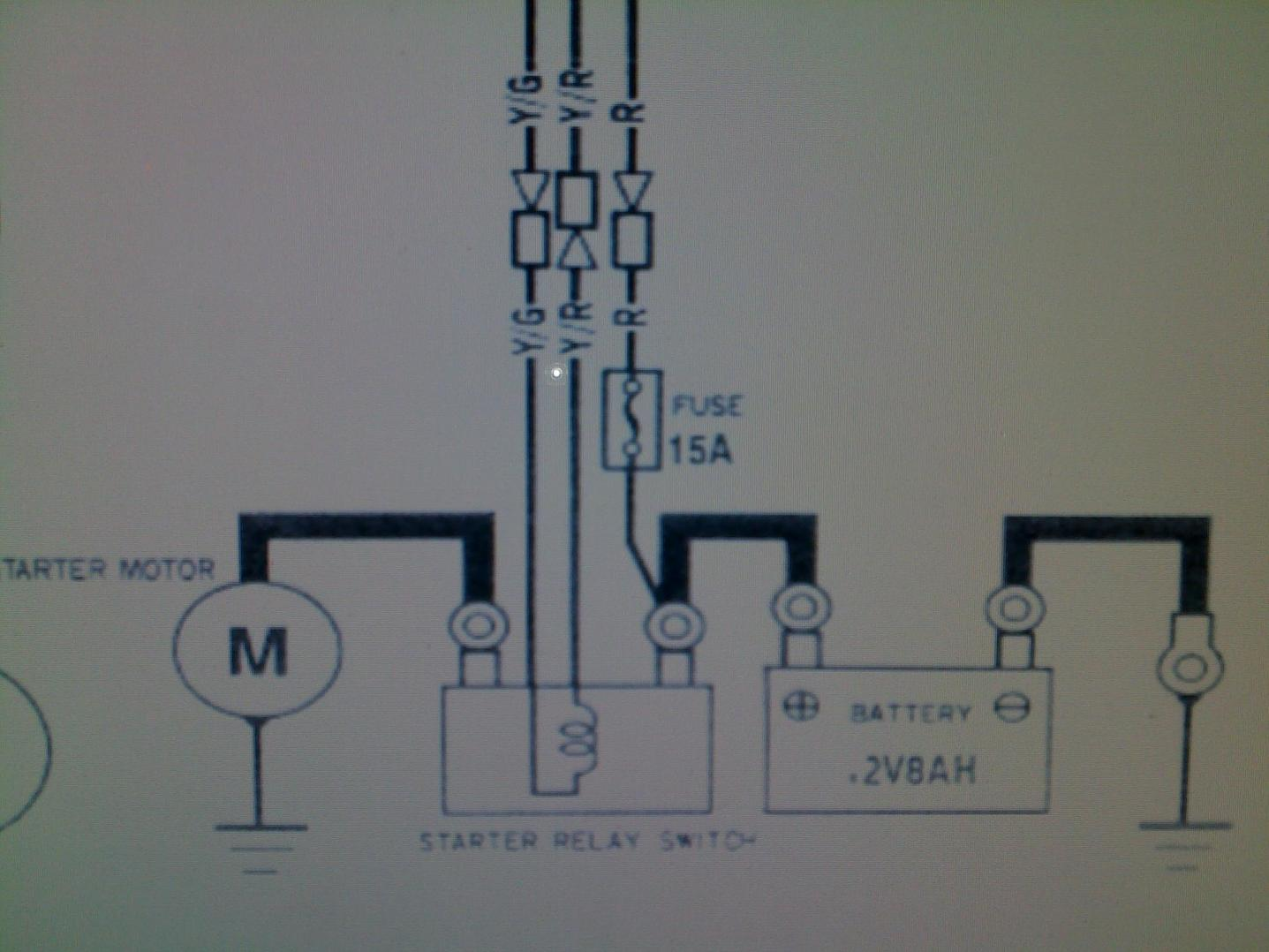 Wiring Diagram Honda Recon 250 Wiring Diagram Honda Trx 250 Atv Honda